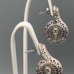 orecchini medea laterale